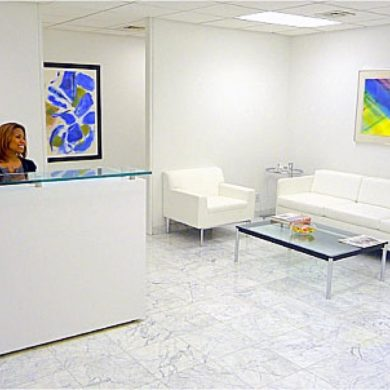 midtown manhattan NY office suites for rent