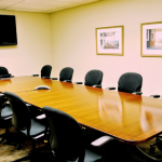 Conference rooms for rent in Manhattan.