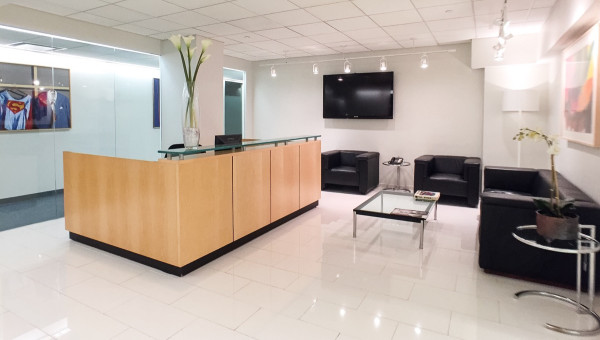 Madison Avenue Office Space for Rent in New York City.