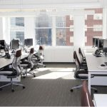 Shared office space in the Upper West Side of Manhattan at 33 West 60th Street.