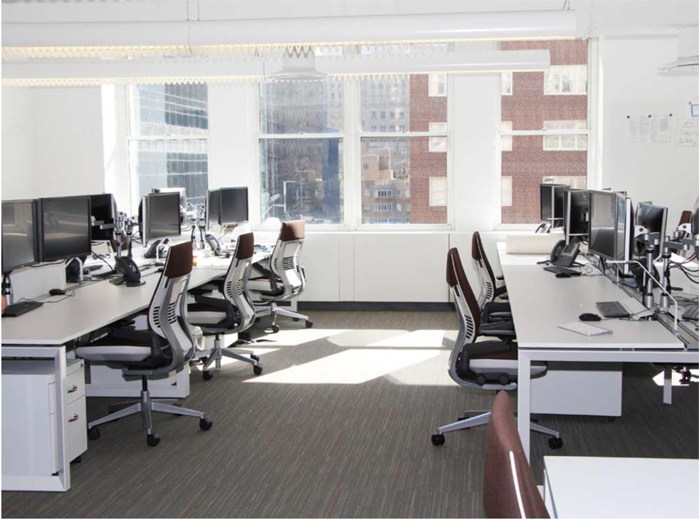 Upper West Side Shared Office Space