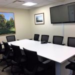 Columbus Circle Conference Rooms for Business Meetings Available for Rent at 5 Columbus Circle, New York City.