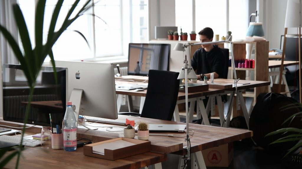 Tip #3 for maximizing small office space: consider your workspace needs